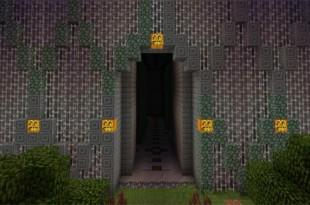 """Карта """"Бегущий в лабиринте 2"""" для Minecraft PEC 0.14.0"""