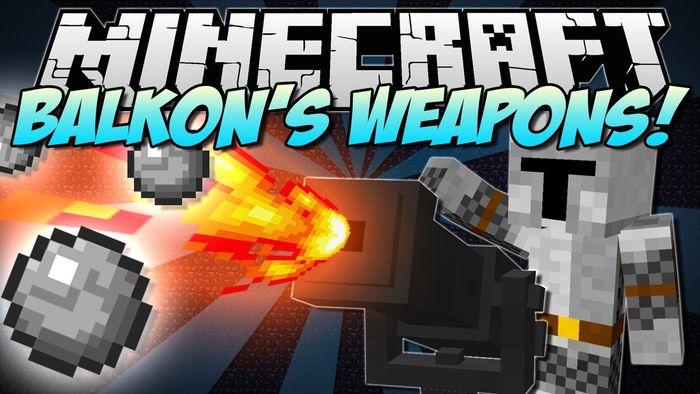Balkon's Weapon мод