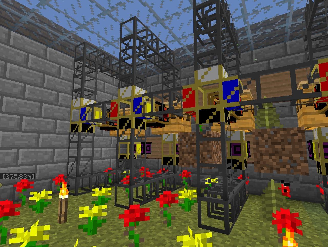 скачать аддон Extra Bees для Minecraft 1 7 10