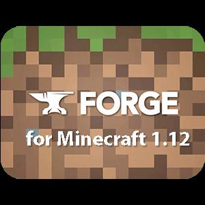 Иконка Minecraft Forge 1.12