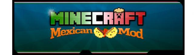 Мод на мексиканскую еду MCPE 0.14.0