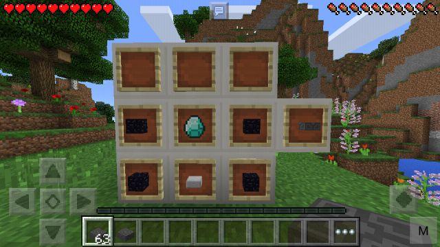 Мод на телепорт для Minecraft PE 0.14.0