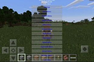 Скачать чит AlphaHack для Minecraft PE 0.14.0