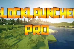BlockLauncher PRO для MCPE 0.15.0