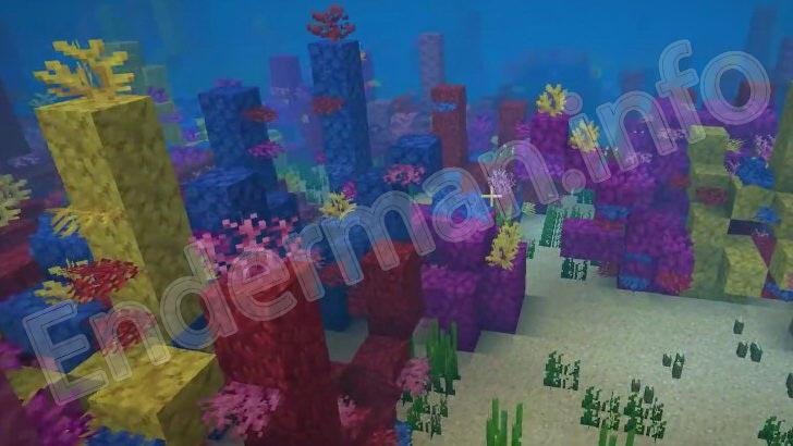 Блоки Minecraft