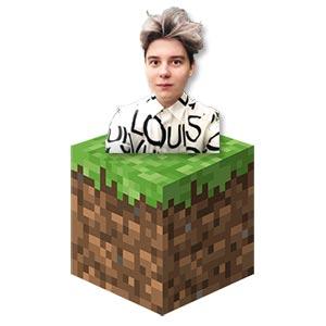 Иконка Minecraft