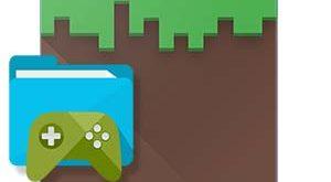 Иконка установки модов Minecraft