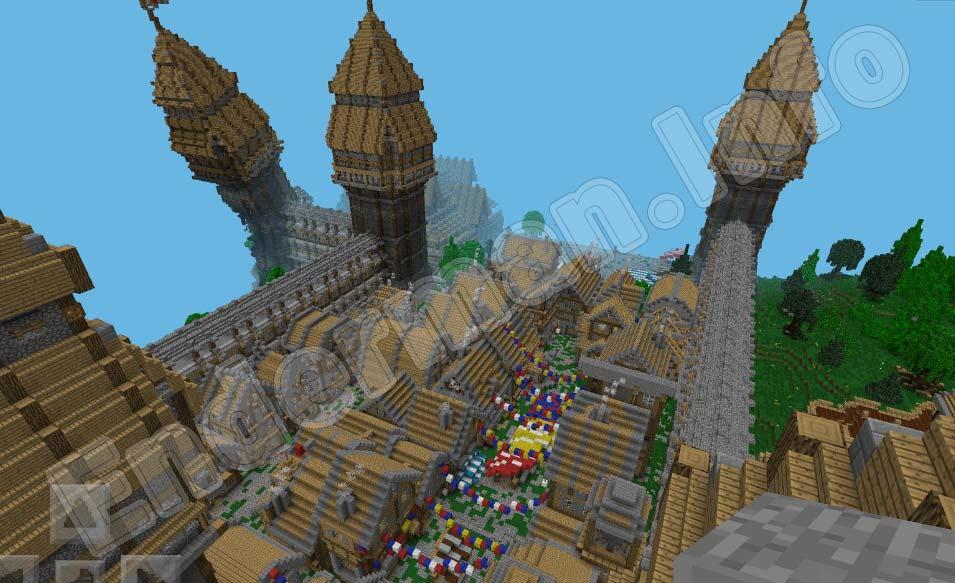 Карта Моды Minecraft