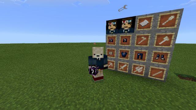 Мод на картон для MCPE 0.14.0