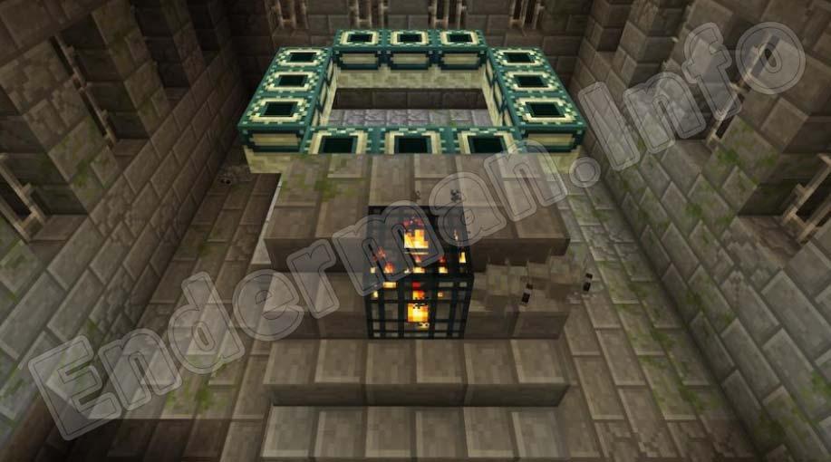 Край Minecraft PE