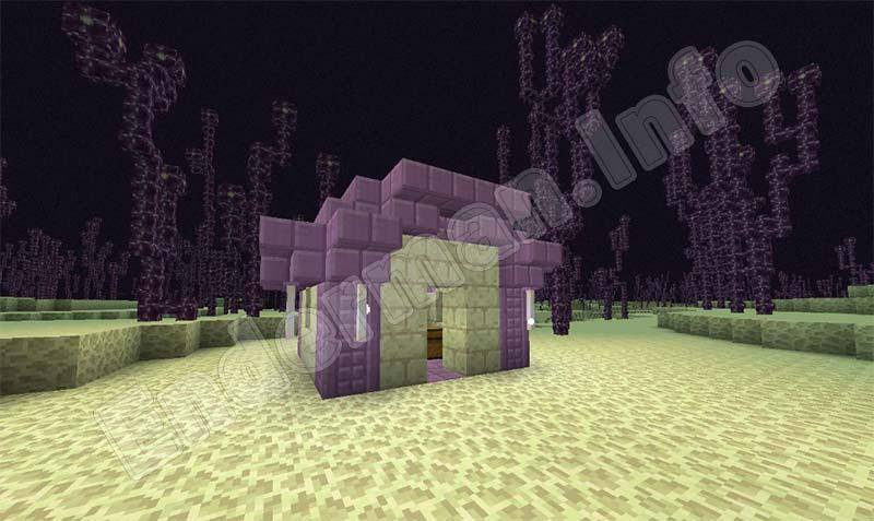 Край Minecraft