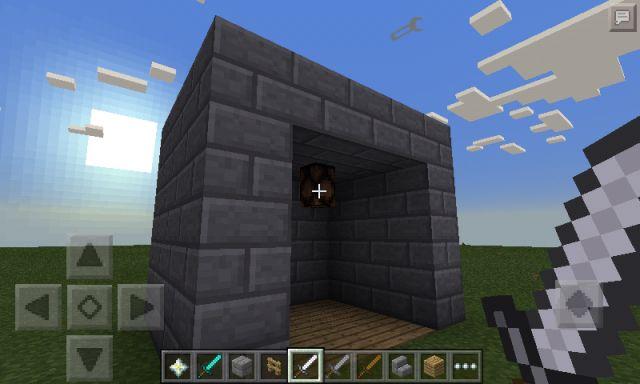 Скачать мод на лампы для Minecraft PE 0.14.0