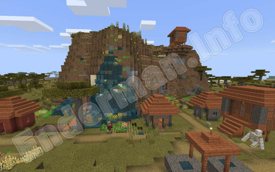 Minecraft PE сиды