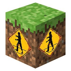 Minecraft Зомби Апокалипсис