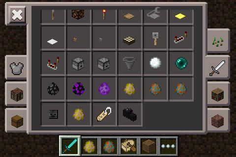 Предметы из PC версии игры