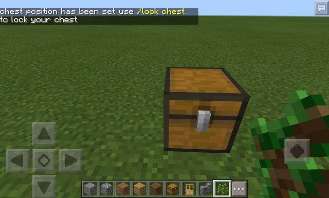 Мод на приват сундуков и дверей для Minecraft PE 0.14.x/0.15.0