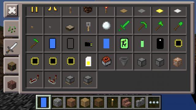 Скачать мод на телефон для Minecraft PE 0.14.0