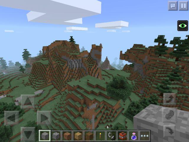 Сид на деревню для MCPE 0.14.0