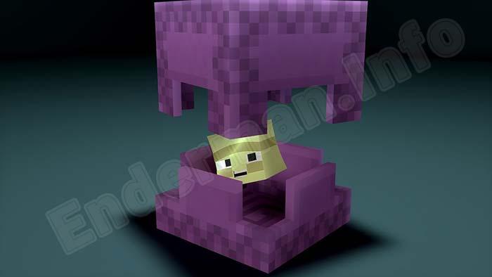 Шалкер Minecraft