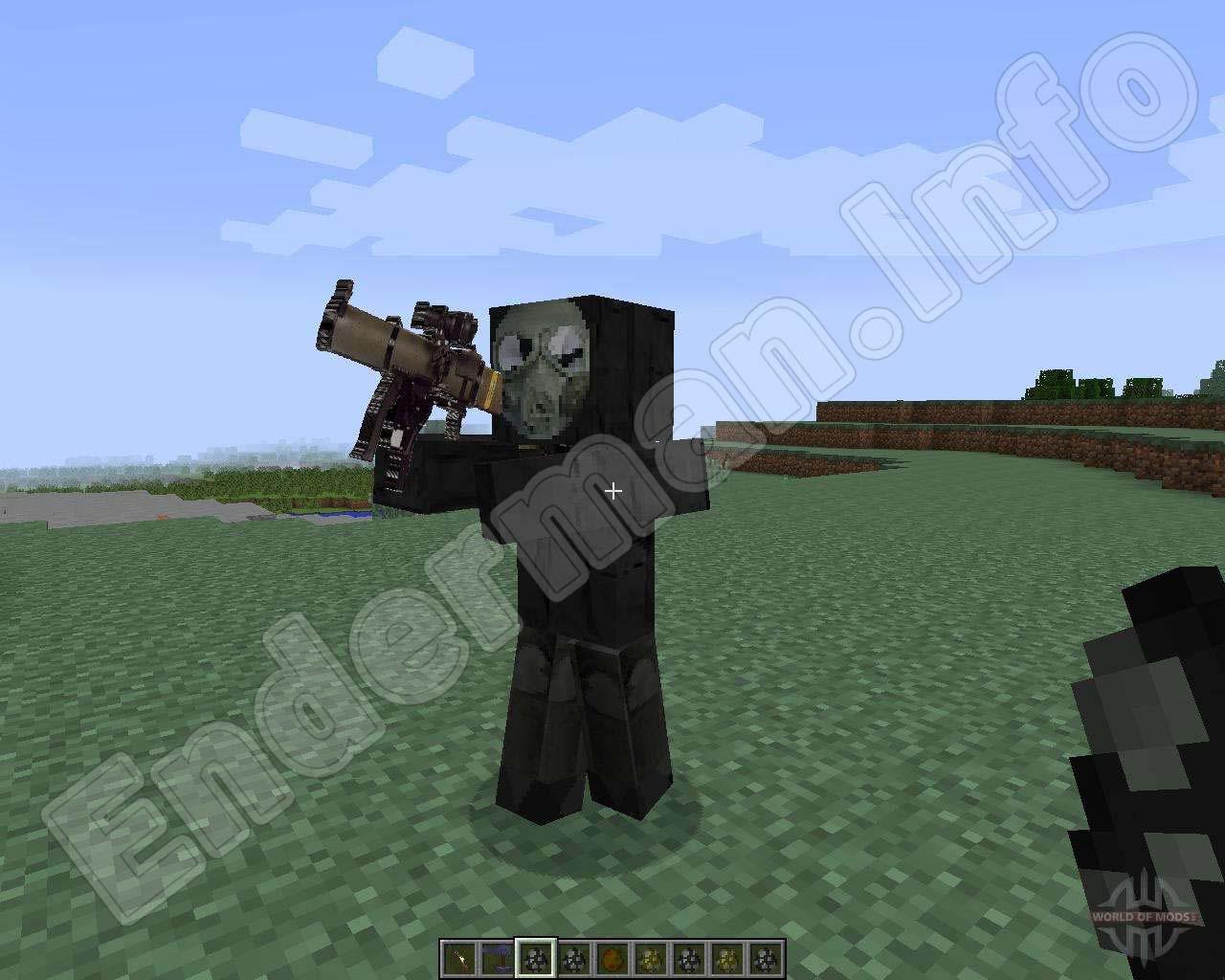 Враги в Minecraft PE
